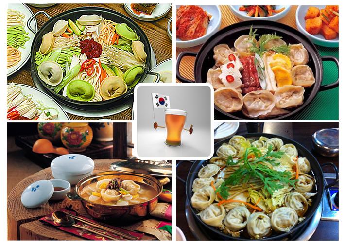 韩国首尔街边美食小吃!